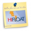 Balloon float time with Hi-Float